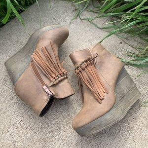 👢 NWOT Sbicca Vintage Collection Booties